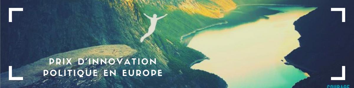 Prix Europanova Innovation politique