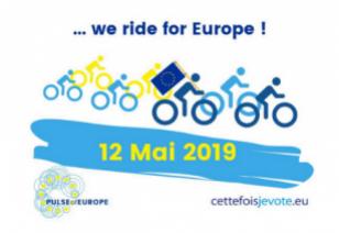 A vélo pour l'Europe