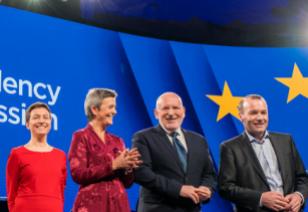Débat élections européennes