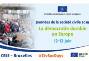 Journées de la société civile
